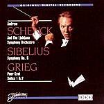 Jean Sibelius Symphony No 5 , Valse Triste, Peer Gynt Suite No 2, Op 55