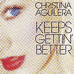 Christina Aguilera Keeps Gettin' Better (Single)