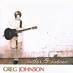 Greg Johnson Author & Audience