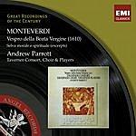 Andrew Parrott Monteverdi: 1610 Vespers