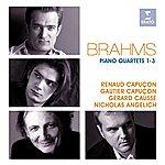 Renaud Capuçon Piano Quartets 1-3