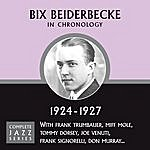 Bix Beiderbecke Complete Jazz Series 1924 - 1927