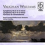 Vernon Handley Vaughan Williams Symphonies Nos. 6 & 9, Fantasia on 'greensleeves'