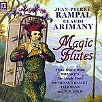 Jean-Pierre Rampal Flute Music - MOZART, W.A. / BACH, W.F. / BLAVET, M. / TELEMANN, G.P. / DEVIENNE, F. (Magic Flutes) (Rampal, Arimany)