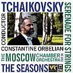 Moscow Chamber Orchestra TCHAIKOVSKY, P.: Serenade in C major / The Seasons (arr. A. Gauk) (Moscow Chamber Orchestra, Orbelian)