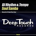DJ Rhythm Soul Samba (3-Track Maxi-Single)