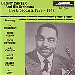 Benny Carter Live Broadcasts 1939-1948