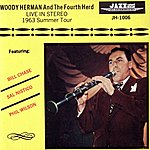 Woody Herman Live In Stereo - 1963 Summer Tour