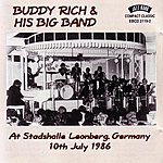 Buddy Rich Big Band At Stadshalle Leonberg, Germany 10th July 1986
