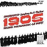 "Helsinki Philharmonic Orchestra Shostakovich, D.: Symphony No. 11, ""The Year 1905"" (Paananen, Helsinki Philharmonic Orchestra, DePreist)"