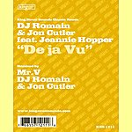 Jon Cutler Da ja Vu (Mr. V Remix)