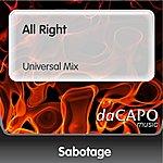 Sabotage All Right (Universal Mix)