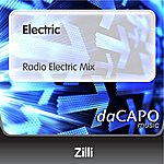 Cover Art: Electric (Radio Electric Mix)