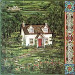 Julia Lane Tapestry III- Cottage & Castle