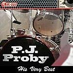 P.J. Proby P.J. Proby - His Very Best