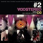 Soda Stereo Gira: Me Verás Volver 2007 No.2
