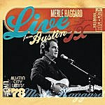 Merle Haggard Live From Austin, TX '78