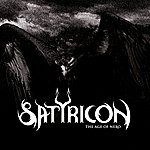 Satyricon Black Crow On A Tombstone