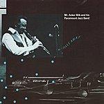 Mr. Acker Bilk & His Paramount Jazz Band Blaze Away