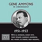 Gene Ammons Complete Jazz Series 1950 - 1953