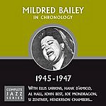 Mildred Bailey Complete Jazz Series 1945 - 1947