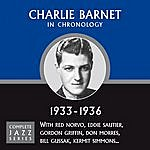 Charlie Barnet Complete Jazz Series 1933 - 1936