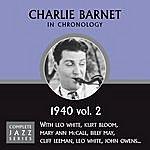 Charlie Barnet Complete Jazz Series 1940 vol. 2