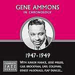 Gene Ammons Complete Jazz Series 1947-1949