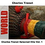 Charles Trenet Charles Trenet Selected Hits, Vol. 1