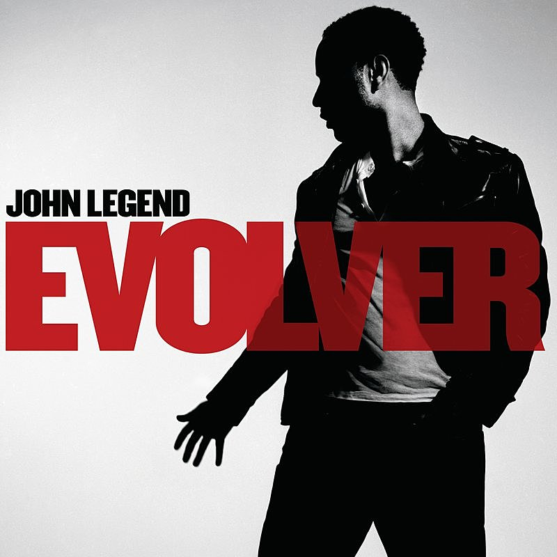 Cover Art: Evolver