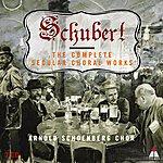 Arnold Schoenberg Choir Schubert : Complete Secular Choral Works Volume 1 - 'Transience'
