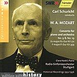 Carl Schuricht Wolfgang Amadeus Mozart: Piano Concertos No. 9 KV 271 & No. 19 KV 459
