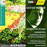 Michael Gielen Gustav Mahler: Symphony No. 1 / Charles Ives: Central Park in the Dark, The Unanswered Question