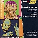 Sir Roger Norrington Ludwig van Beethoven: Konzerteinführungen mit Musikbeispielen zu den Sinfonien 1-8