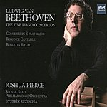 Slovak State Philharmonic Orchestra Beethoven: The Five Piano Concertos