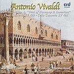 "Trevor Pinnock Vivaldi: 12 Concerti Op. 8 ""Trial of Harmony & Intervention"""