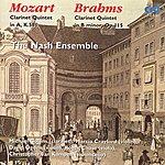The Nash Ensemble Mozart, Brahms: Clarinet Quintets