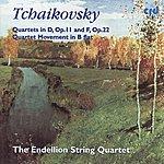 Endellion String Quartet Tchaikovsky: Quartets In D, Op.11 And F, Op.22 / Quartet Movement In Be Flat
