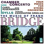 Moscow Chamber Orchestra Orbelian: Chamber Concerto For Piano And Strings/Hindmarsch: To John, In Memoriam/Three Idylls