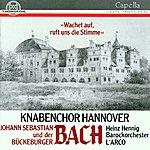 Knabenchor Hannover Johann Sebastian Bach, Johann Christoph Friedrich Bach
