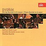 Kathryn Scott Dvořák: String Quintet in G Major, Piano Quintet No.2