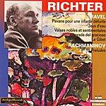Sviatoslav Richter Ravel & Rachmaninov : Preludes