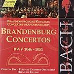 Helmuth Rilling Johann Sebastian Bach: Brandenburg Concertos, BWV 1046 - 1051