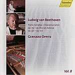 "Gerhard Oppitz Ludwig van Beethoven: Piano Sonatas op. 79, 81a ""Les Adieux"", 90, 101"