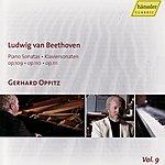 Gerhard Oppitz Ludwig van Beethoven: Piano Sonatas op. 109, 110, 111