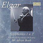 Sir Adrian Boult Elgar: Symphonies 1 & 2
