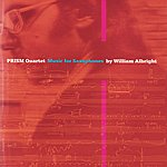 Prism Music for Saxophones by William Albright