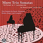 John Paul More Trio Sonatas Performed On 2 Lautenwercke