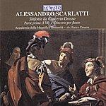 Enrico Casazza Scarlatti: Sinfonie da Concerto Grosso - Parte Prima (I-VI) e Concerto per Flauto E B.C.