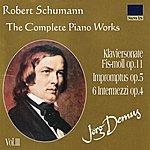 Jörg Demus Schumann: The Complete Piano Works Vol. 3